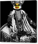 Indian Kathakali Dance Canvas Print