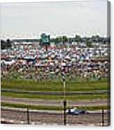 Indianapolis Race Track Canvas Print