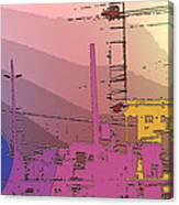 Industry Six Canvas Print