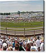 Indy 500  Race Day Canvas Print