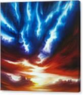 Infinity II Canvas Print