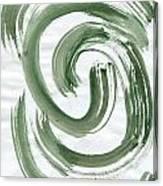 Inner Hurricane Canvas Print
