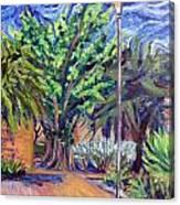 Inscape Canvas Print