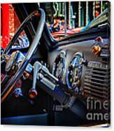 Inside Chevy Canvas Print