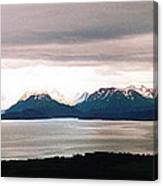 Inside Passage Canvas Print