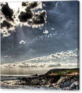 Inspiring Panorama Canvas Print