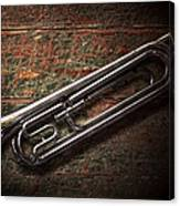 Instrument - Horn - The Bugle Canvas Print