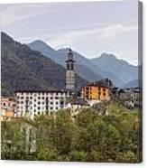 Intragna - Ticino Canvas Print