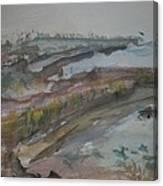 Inverness Shoreline Canvas Print