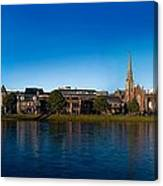 Inverness Waterfront Canvas Print