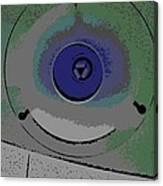 Ionization Canvas Print