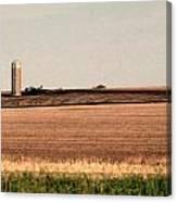 Iowa Landscape V Canvas Print