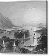 Ireland: Clew Bay, C1840 Canvas Print