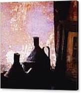 Ireland Jars Of Paraffin Canvas Print