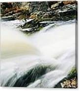 Ireland Waterfall Canvas Print