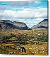 Irish Landscape 100 Canvas Print