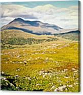 Irish Landscape 101 Canvas Print