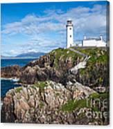 Irish Lighthouse Canvas Print