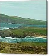 Irish Sea Coast 3 Canvas Print
