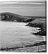 Irish Western Coast Canvas Print