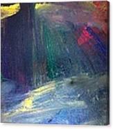 Irresolute Arousal Canvas Print