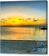 Islamorado Keys Florida Canvas Print