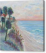 Isle of Palms Canvas Print
