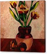 Italian Tulips Canvas Print