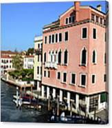 Italian Views Canvas Print