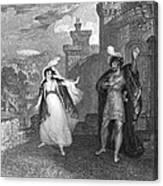 Ivanhoe, 1832 Canvas Print