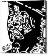J Dilla Canvas Print