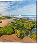 Jacarecica Beach Canvas Print