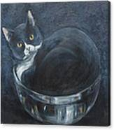 Jack-in-the-bowl Canvas Print