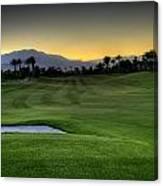 Jack Nicklaus Golf Course Canvas Print