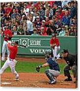 Jacoby Ellsbury Canvas Print