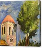 Tel Aviv Jaffa Canvas Print