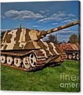 Jagdtiger Sd. Kfz Canvas Print