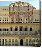 Jaipur Beauty Canvas Print
