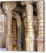 Jaisalmer Temple Canvas Print