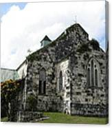 Jamaican Church Canvas Print