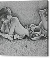 James-austin#2 Canvas Print