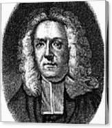 James Blair (1655-1743) Canvas Print