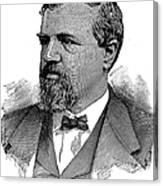 James Clair Flood (1826-1889) Canvas Print