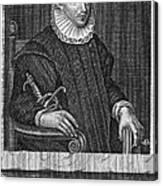 James Crichton (1560-1582) Canvas Print