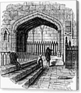James Watt: Tomb, 1819 Canvas Print