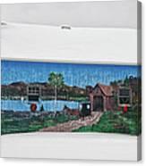 Jamison Barn Canvas Print