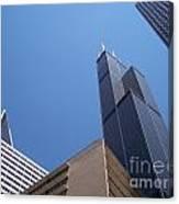 Jammer Chicago 004 Canvas Print