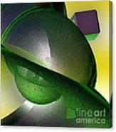 jammer Quantum View Canvas Print