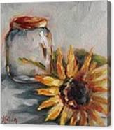 Jar Head Canvas Print