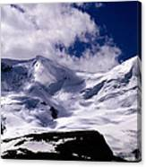 Jasper - Mt. Athabasca  Canvas Print